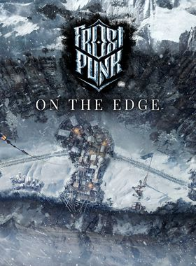 Frostpunk: On The Edge Key Art