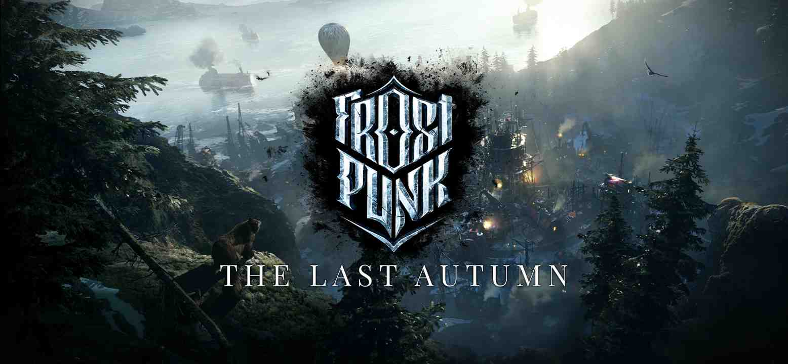 Frostpunk: The Last Autumn Key Art