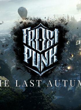 Frostpunk: The Last Autumn Key Art