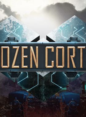 Frozen Cortex Key Art