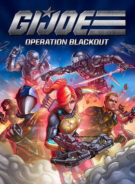 G.I. Joe: Operation Blackout Key Art