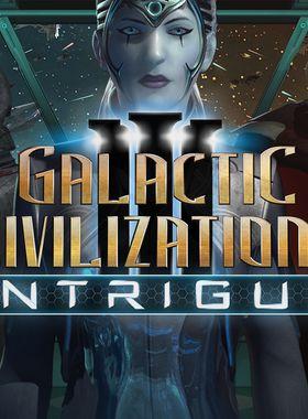 Galactic Civilizations 3: Intrigue Key Art