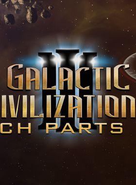 Galactic Civilizations 3 - Mech Parts Kit Key Art