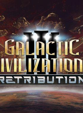 Galactic Civilizations 3: Retribution Key Art