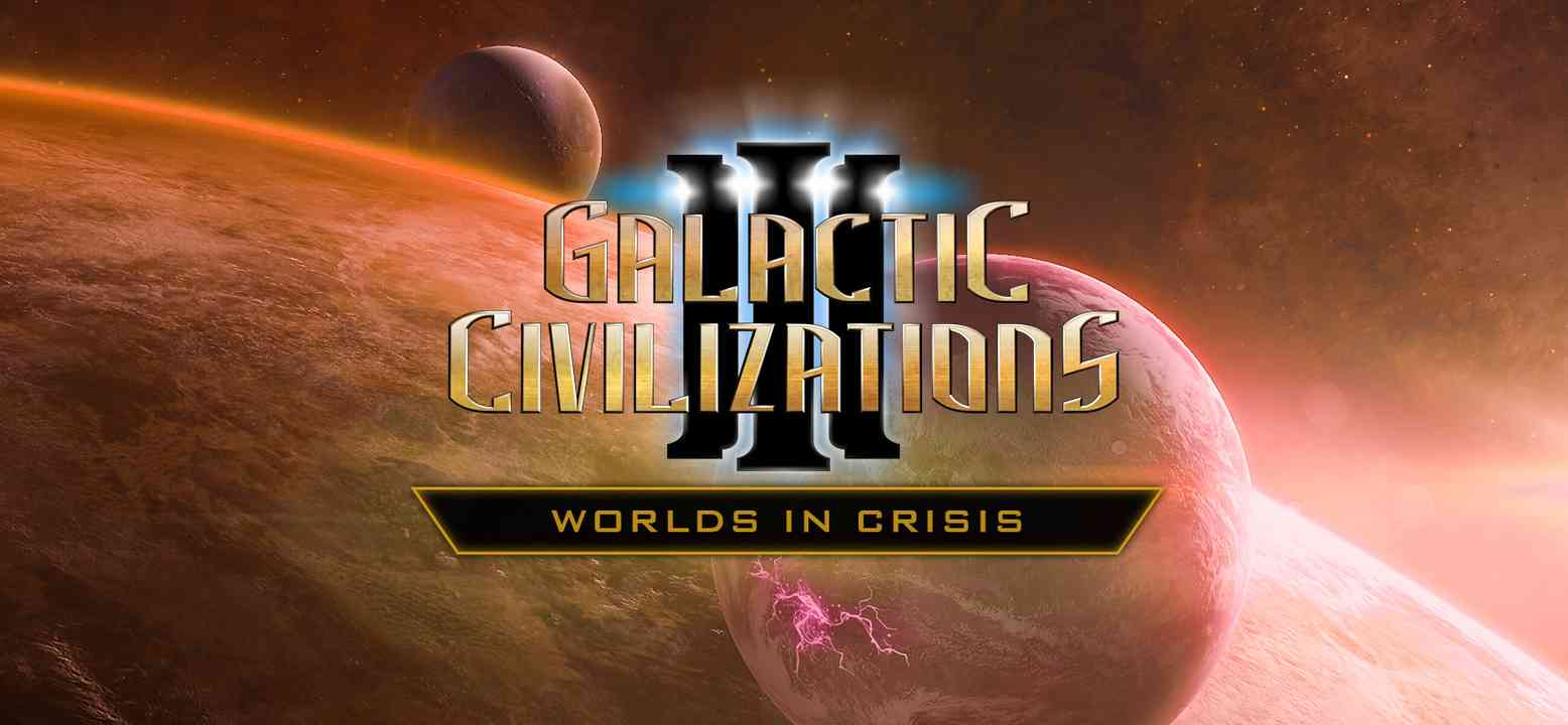 Galactic Civilizations 3 - Worlds in Crisis