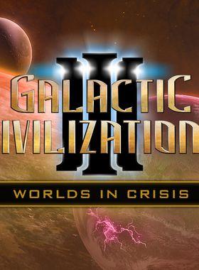 Galactic Civilizations 3 - Worlds in Crisis Key Art