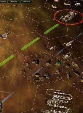 Galactic Civilizations 3: Mercenaries Key Art