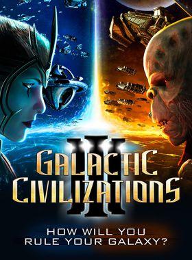 Galactic Civilizations 3 Key Art