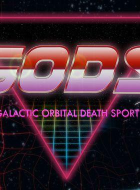 Galactic Orbital Death Sport Key Art