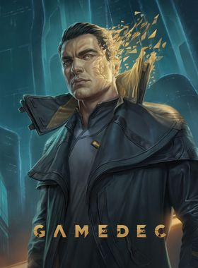 Gamedec Key Art