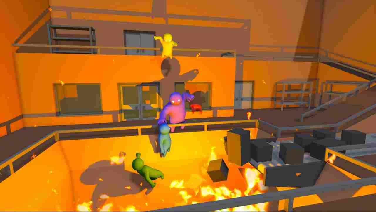 Gang Beasts Background Image