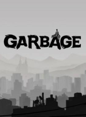 Garbage Key Art