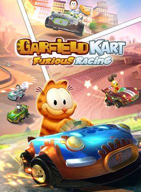 Garfield Kart - Furious Racing Key Art