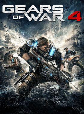 Gears of War 4 Key Art
