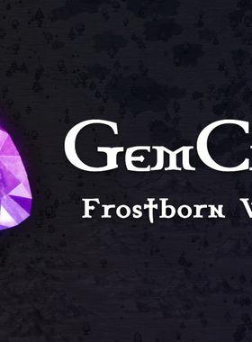 GemCraft - Frostborn Wrath Key Art