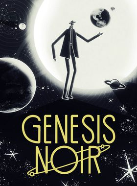Genesis Noir Key Art