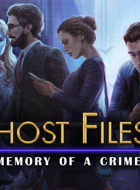 Ghost Files 2: Memory of a Crime Key Art