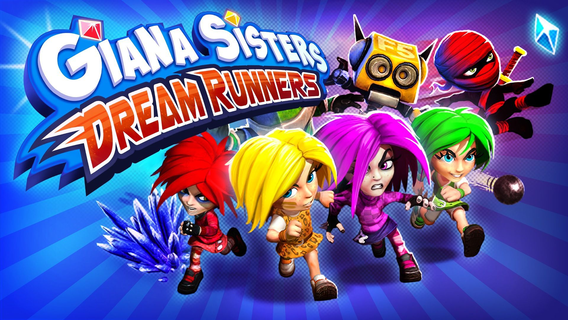 Giana Sisters: Dream Runners Video