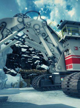 Giant Machines 2017 Key Art