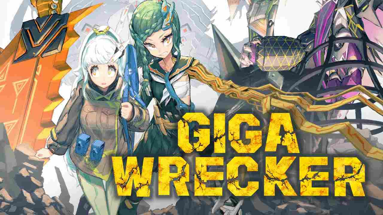 Giga Wrecker Background Image