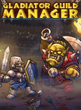 Gladiator Guild Manager Key Art