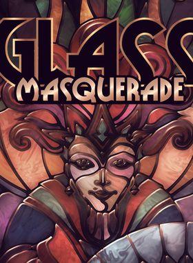 Glass Masquerade Key Art