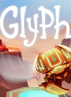 Glyph Key Art