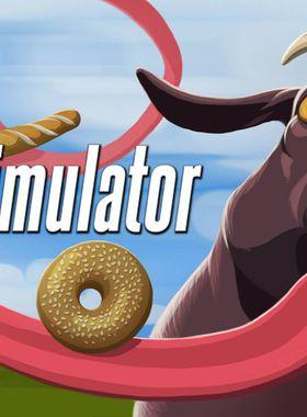 Goat Simulator Key Art
