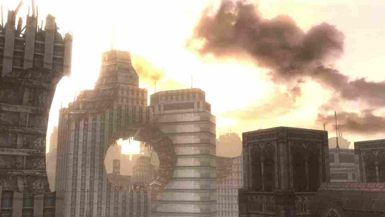God Eater 2: Rage Burst Background Image