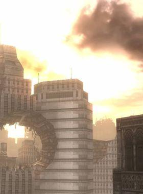 God Eater 2: Rage Burst Key Art