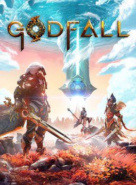 Godfall Key Art