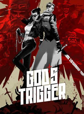 God's Trigger Key Art