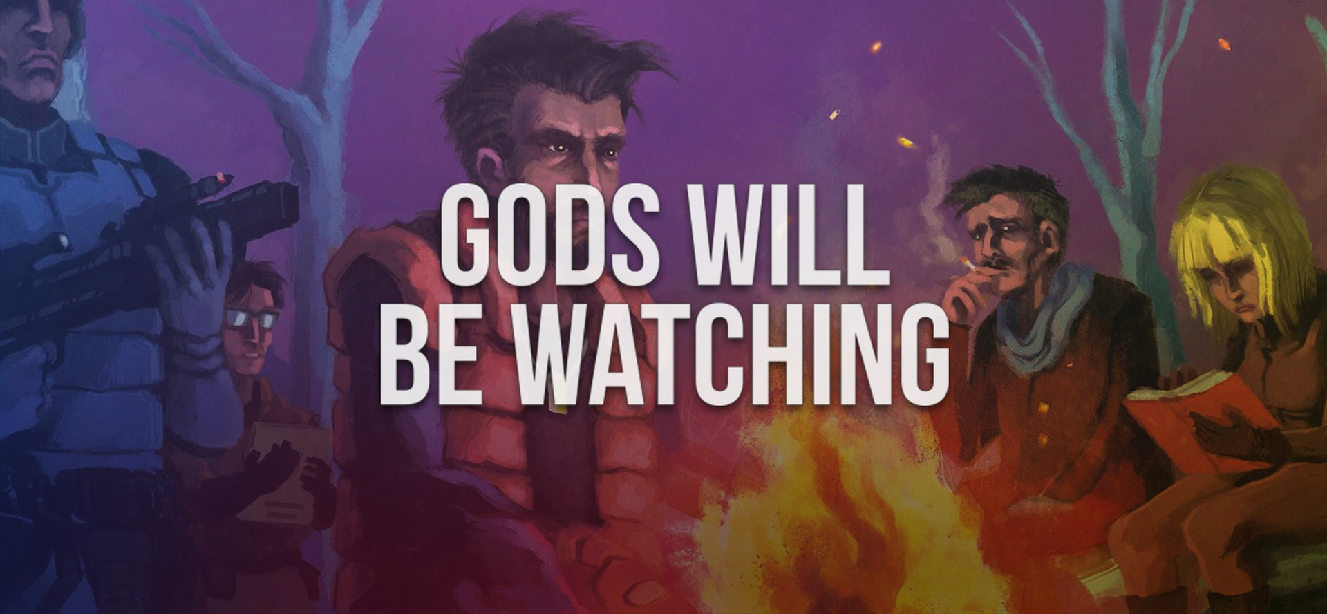 Gods Will Be Watching Video