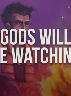 Gods Will Be Watching Key Art