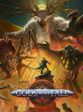 Gods Will Fall Key Art