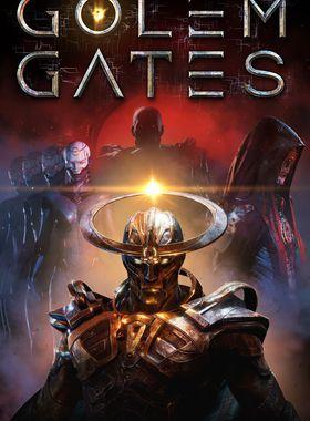 Golem Gates Key Art