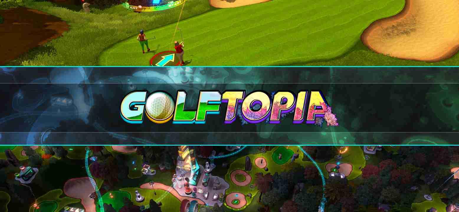 GolfTopia Key Art