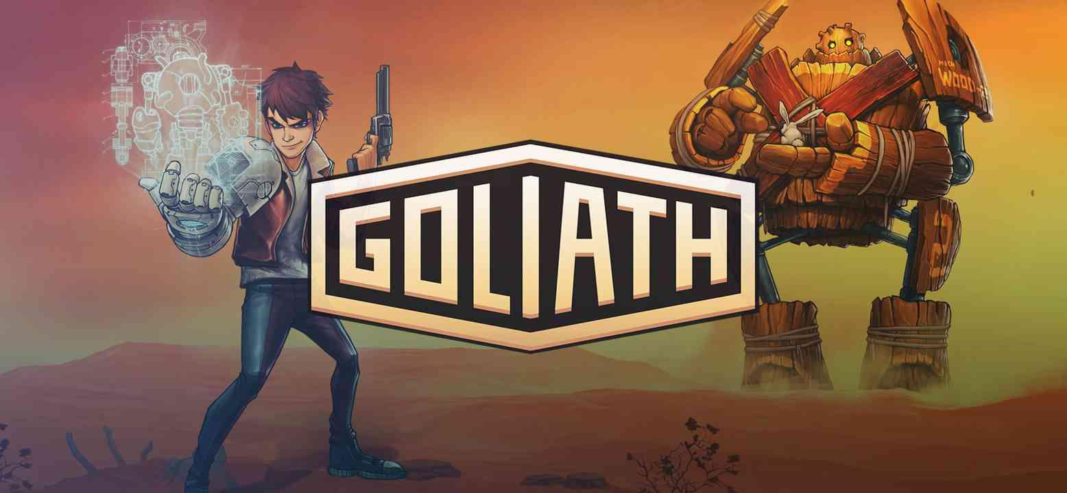 Goliath Background Image