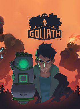 Goliath Key Art