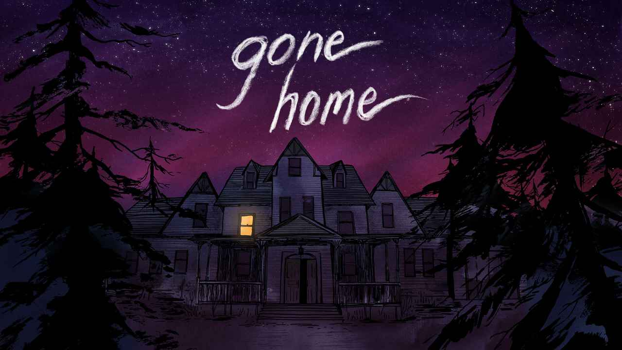Gone Home Background Image