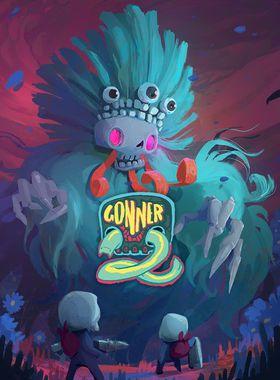 Gonner2 Key Art