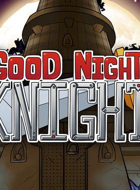 Good Night, Knight Key Art
