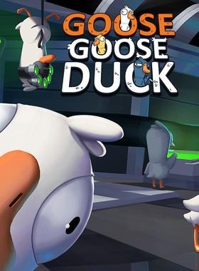 Goose Goose Duck Key Art