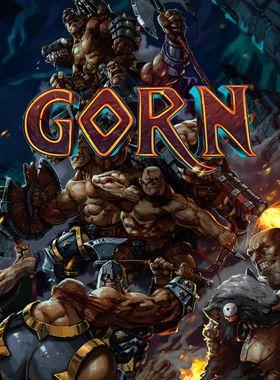 Gorn Key Art