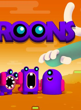 Goroons Key Art
