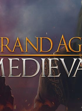 Grand Ages: Medieval Key Art