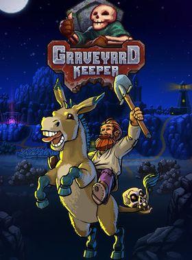 Graveyard Keeper Key Art