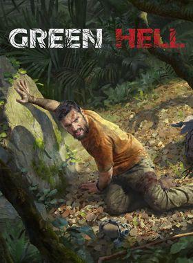 Green Hell Key Art