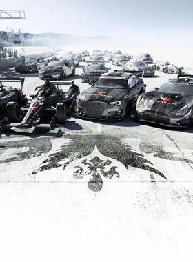 Grid: Autosport Key Art