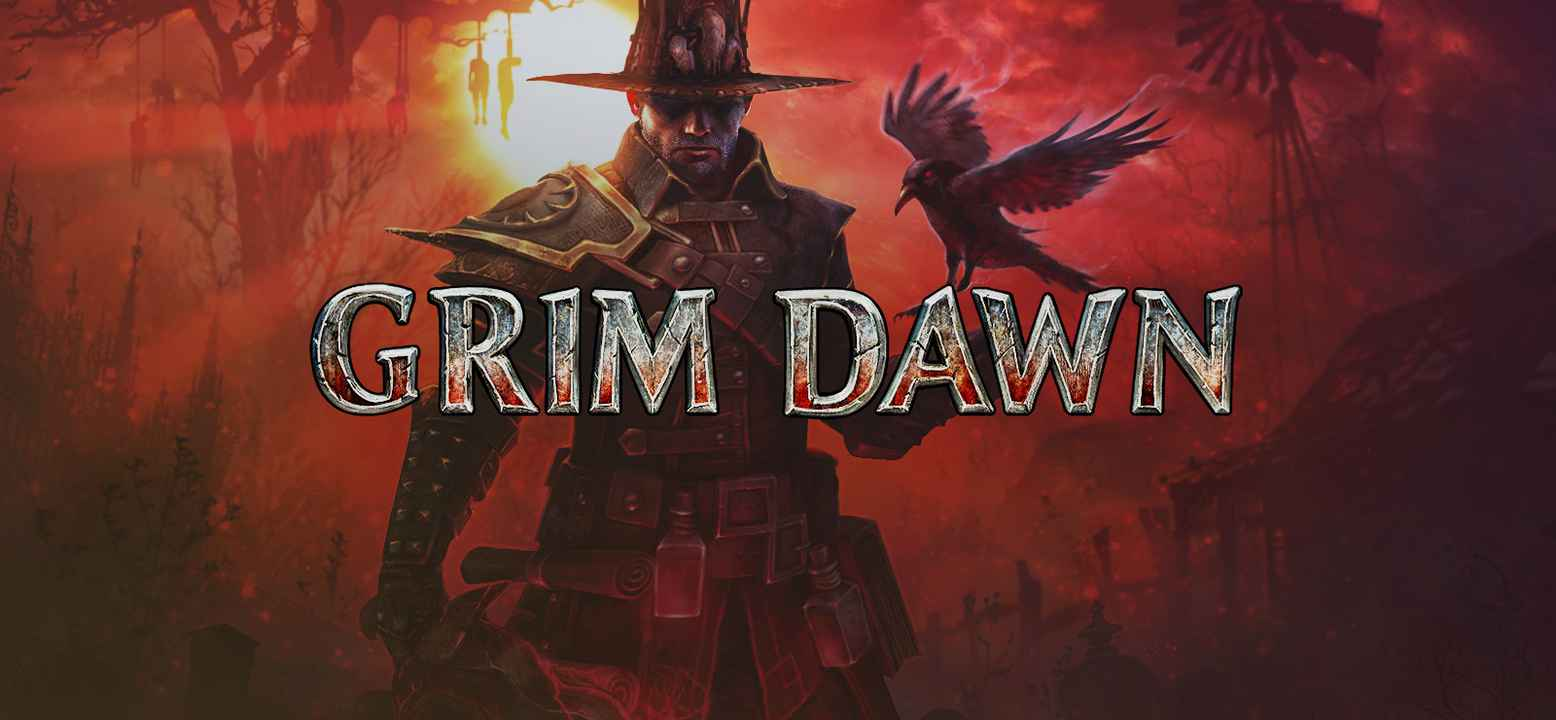 Grim Dawn Key Art